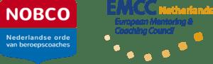 Aardbei_coaching_nobco_emcc_logo